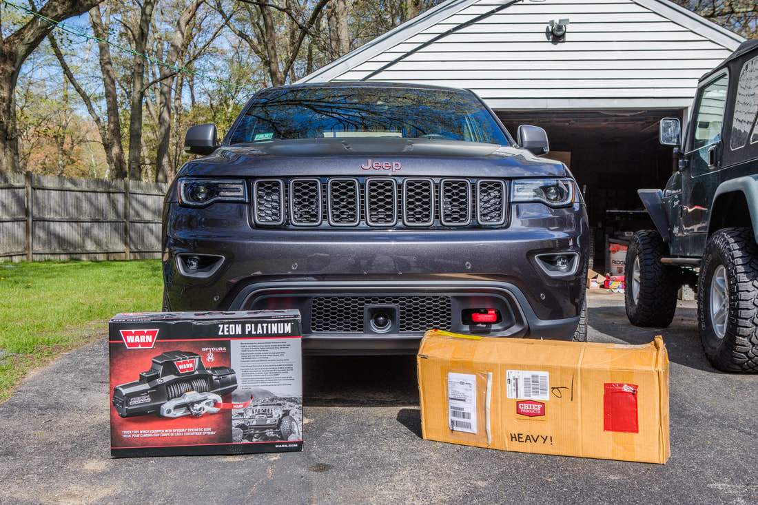 Category Grand Cherokee 2180 Miles How To Wire A Jeep Winch Chief Products Hidden Parts List